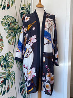 Load image into Gallery viewer, One Hundred Stars Kimono with Collar