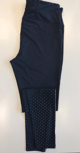Active Leggings with Polka Dots