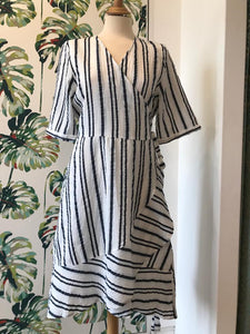 UNMADE - Hamida Stripe Dress