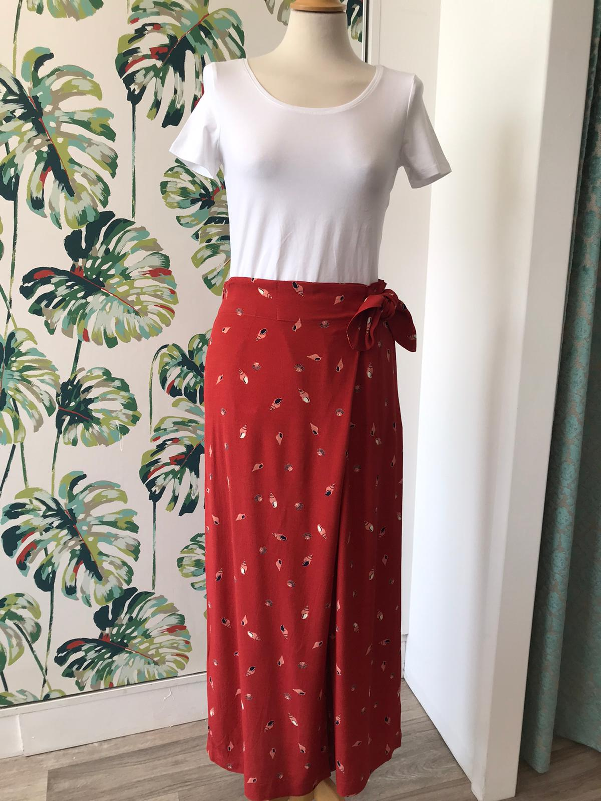 NICE THINGS - Wrap & Tie Culottes