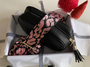 Pink Leopard Gift Box