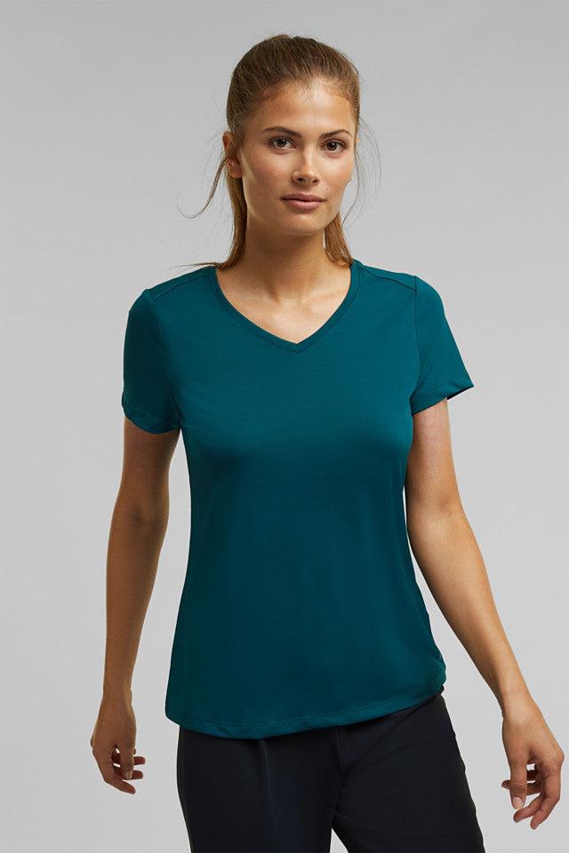 Active v neck Top REDUCED