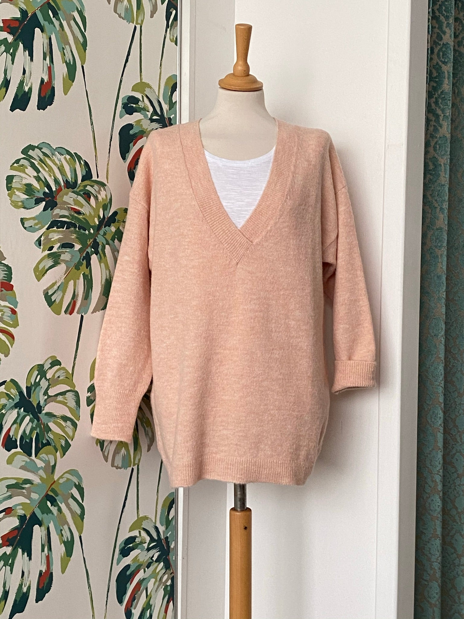 EseOEse Tunic Sweater