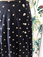 Load image into Gallery viewer, BELLEROSE - Polka Dot Midi Skirt