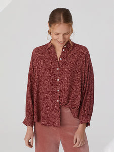Nice Things Snow Blouse REDUCED