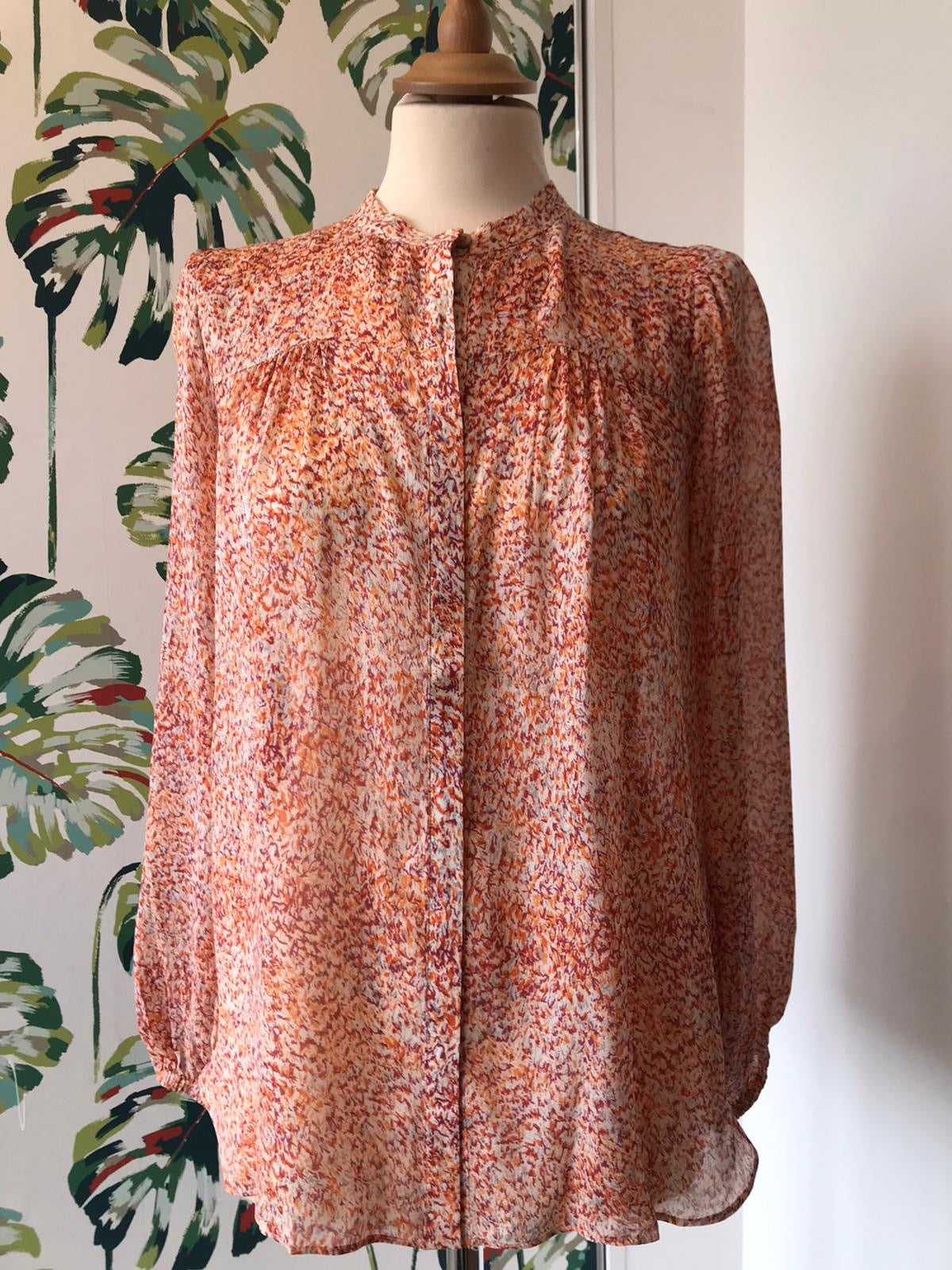 SECOND FEMALE - Floral Chiffon Blouse HALF PRICE