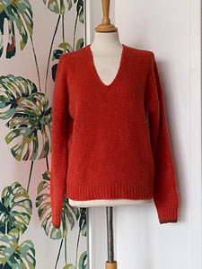 Maison Anje Laugust v-neck Sweater
