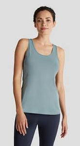 Active Sleeveless Vest Top with strappy Back - HALF PRICE