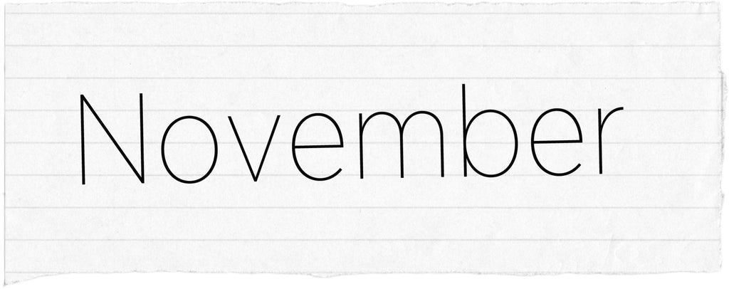 November Reads: A circular fashion economy, Black Friday, Synthetic clothes, The simple life