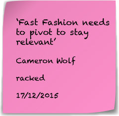 fast fashion ethics