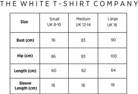 fitted short sleeve round neck t-shirt women's organic cotton