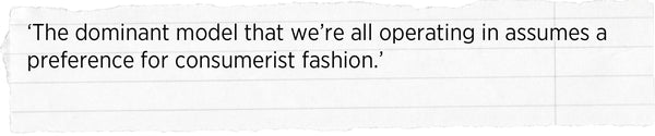 kate black fashion quote