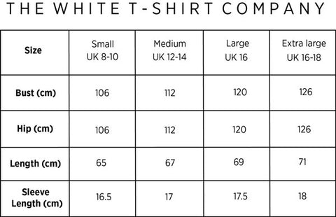 loose fit short sleeve t-shirt organic cotton