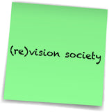 (re)vision society recycle waste fashion eco