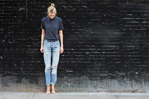 women's denim jeans ethical sustainable