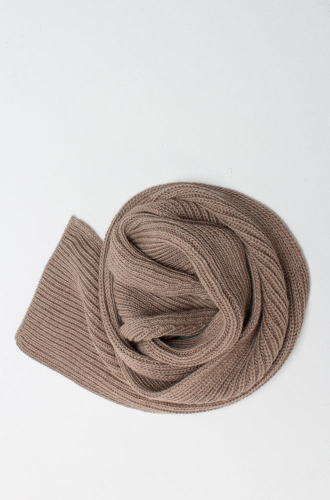 The Alpaca Scarf Oatmeal