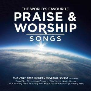 0000768673928 The Worlds Favourite Praise & Worship Songs CD