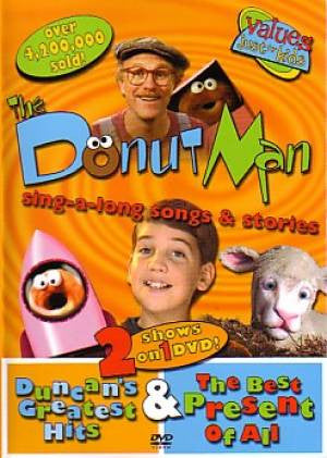 Donut Man - Duncan's Greatest Hits & Best Presents  - DVD