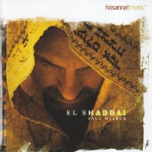 Paul Wilbur - El Shaddai - CD