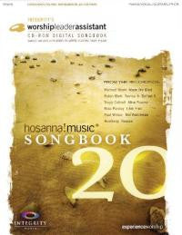 Hosanna! Music Songbook 20 Cd-rom