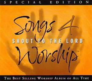 Songs4Worship Series - Shout To The Lord Special Edition - 2CD