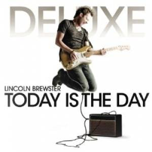 Lincoln Brewster - Today Is The Day Deluxe Edition  - CD/DVD