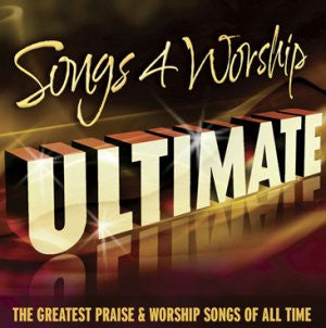Songs4Worship Series - Ultimate - 2CD/DVD