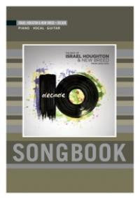 Israel Houghton - First Decade, The Cd-rom - SONGBOOKS