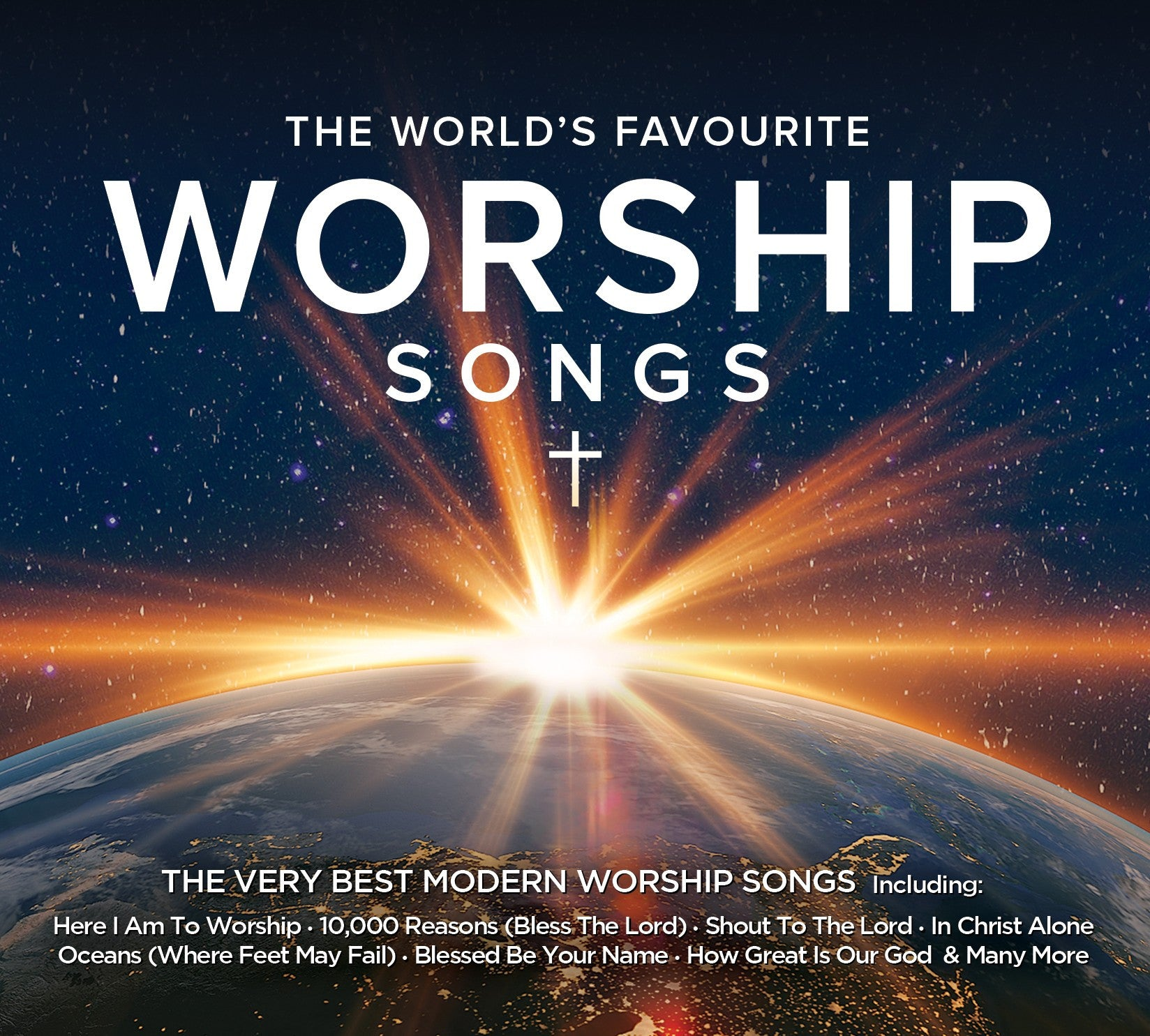 The Worlds Favourite Worship Songs - Various Artists