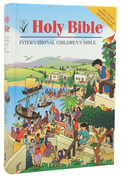 ICB International Children's Bible Hardback