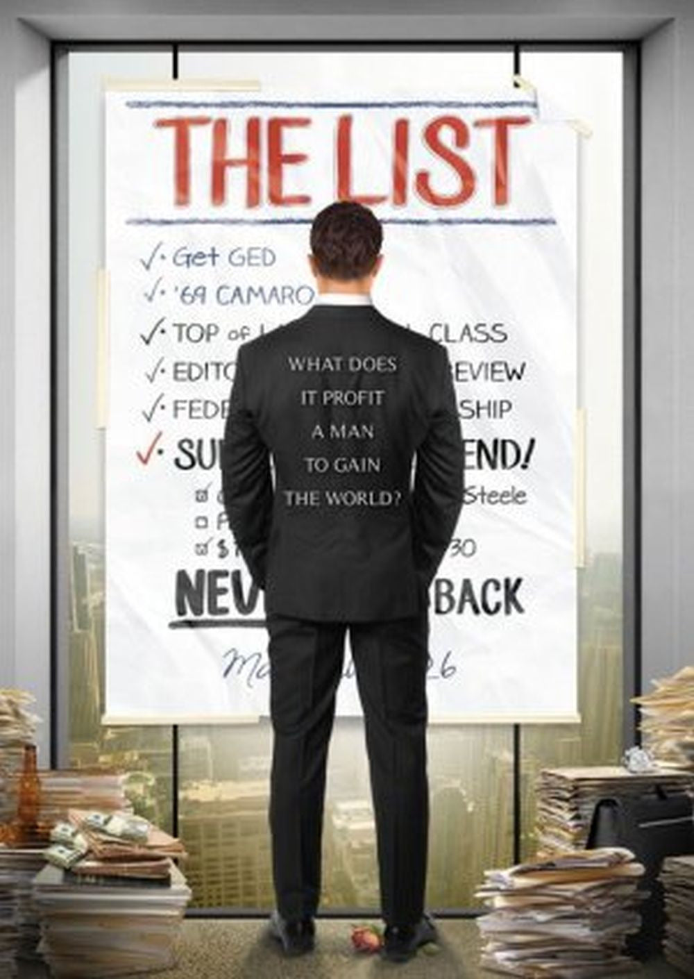 The List DVD