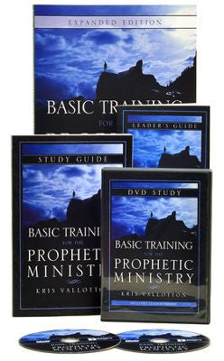 Basic Training For The Prophetic Ministry Curriculum