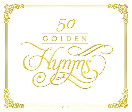 50 Golden Hymns - 3CD - Various Artists