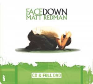 Matt Redman - Facedown  - DVD + CD