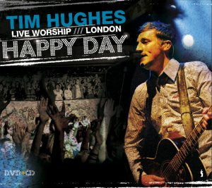 Tim Hughes - Happy Day - DVD + CD