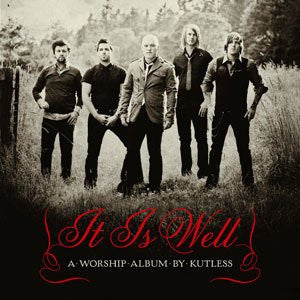 Kutless - It Is Well - CD