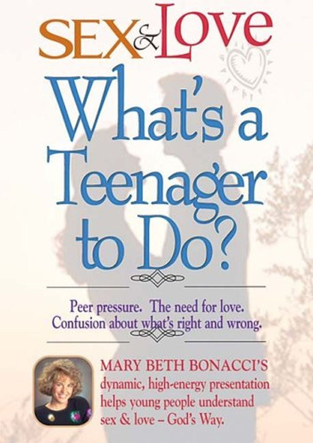 Sex & Love - What's A Teenager To Do DVD