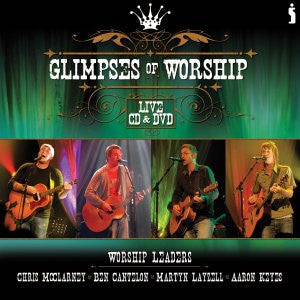 Glimpses of Worship - DVD + CD