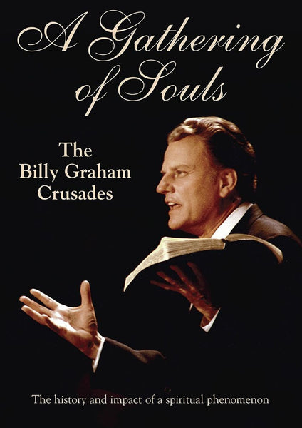 Gathering of Souls: The Billy Graham Crusades DVD