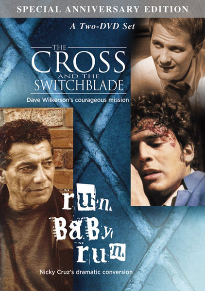 Cross & Switchblade / Run Baby Run - Special Edition