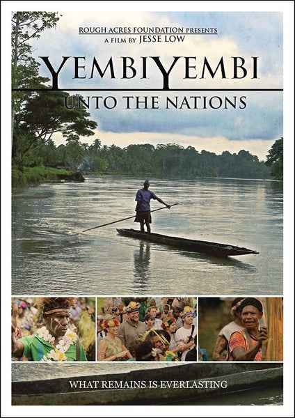 Yembiyembi: Unto The Nations DVD
