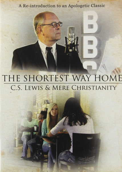 Shortest Way Home: Cs Lewis & Mere Christianity DVD