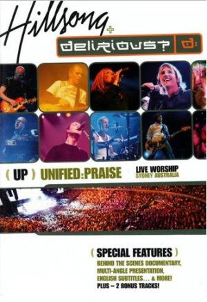 Hillsong Live - UP Unified Praise  - DVD