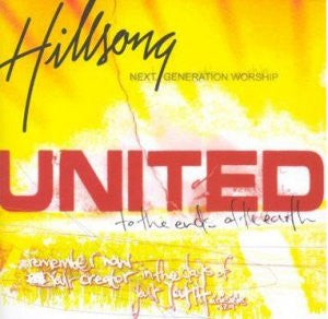 Hillsong United - To the Ends of the Earth - CD