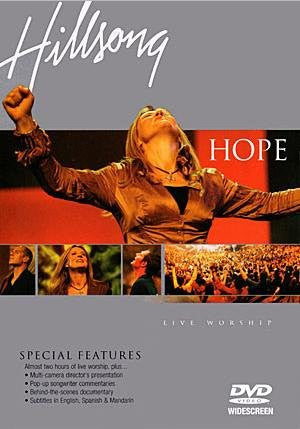 Hillsong Live - Hope  - DVD