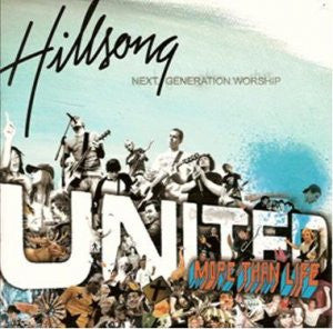 Hillsong United - More Than Life  - CD