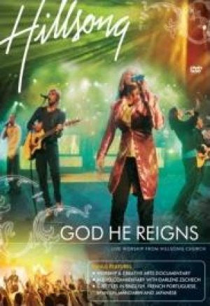 Hillsong Live - God He Reigns  - DVD