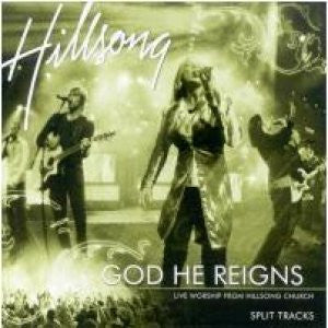 Hillsong Live - God He Reigns - CD