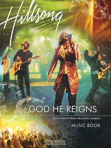 Hillsong Live - God He Reigns  - CD-ROM