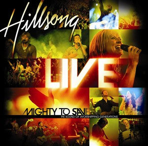 Hillsong Live - Mighty To Save  - CD